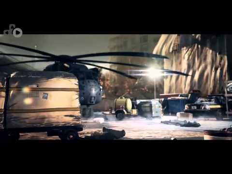 The Division Snowdrop Engine Interview With Rodrigo Cortes Part 2