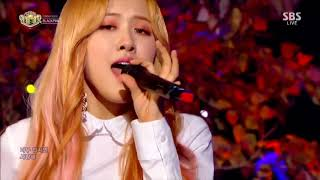 Rosé's AMAZING Vocal Skills, Singing Compilation | BLACKPINK