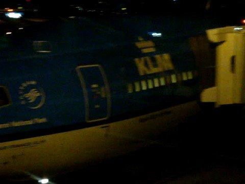 "PH-BQN KLM ""Nahanni National Park"" KL644"