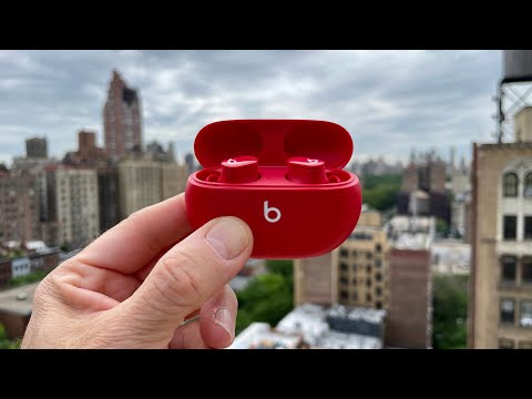 Beats Studio Buds: AirPods for Android users too! (Review)