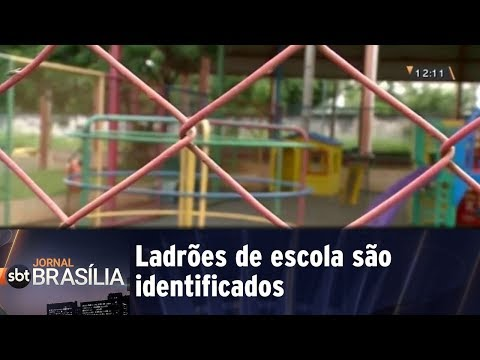 Identificado criminosos que invadiram escola