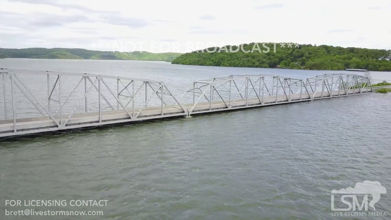 512017 Kimberling City Mo Kimberling City Bridge closure over