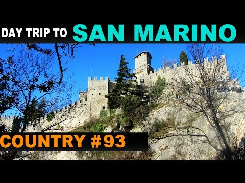A tourist's guide to San Marino
