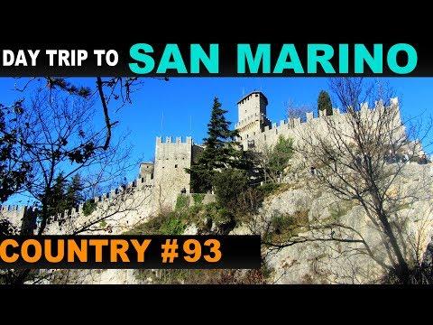 A tourist's guide to San Marino