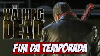 The Walking Dead Sexta Temporada - SEASON FINALE e Trevor do GTA V