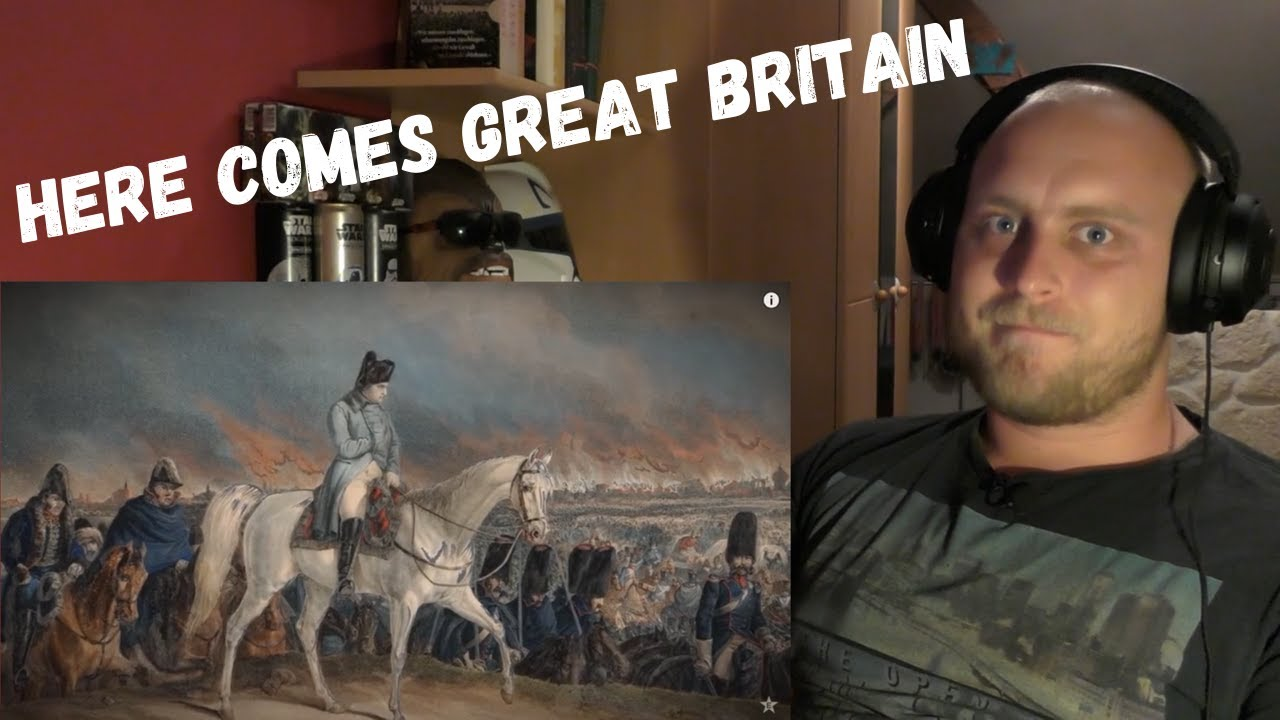 Reaction | History Teacher - Wellington Strikes: Salamanca 1812 - Epic History TV