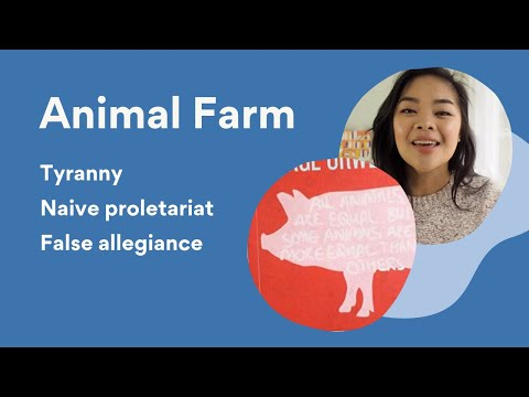 Animal Farm Themes, Character Analysis, Quote Analysis, And Setting