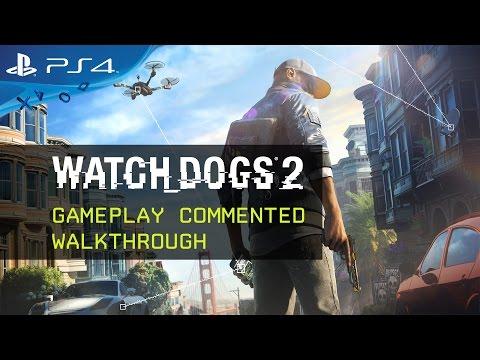 סרטון משחקיות חדש למשחק Watch Dogs 2