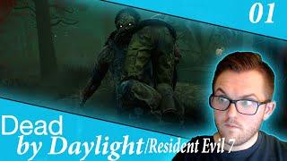 Resident Evil 7/ Dead by Daylight: Spooky Screamthrough!