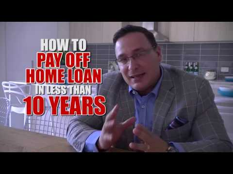 Webinar how to payoff your home loan in less than 10 years