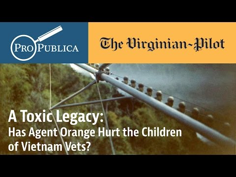 A Toxic Legacy: Has Agent Orange Hurt the Children of Vietnam Vets?