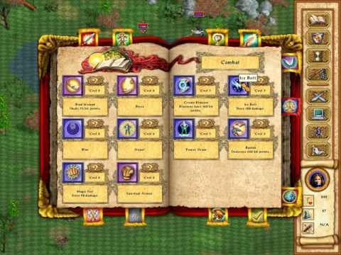 Heroes of Might and Magic IV : Original Campaign- The Price of Peace - An Enemy's Trust