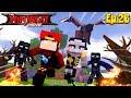 Minecraft LEGO NINJAGO - THE OVERLORD RELEASES THE MECHA DRAGON!!!