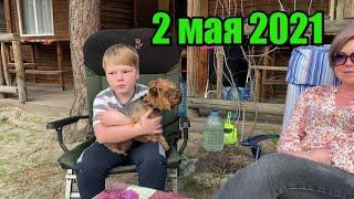 ПАСХА 2021 на базе отдыха Дарья!Украина.Донбасс.Лиман голубые озера-обстановка по КАЙФУ!