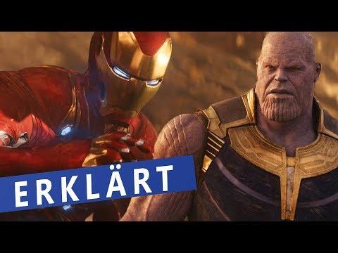 Alles, was ihr vor Avengers 3: Infinity War wissen müsst - in 8 Minuten!