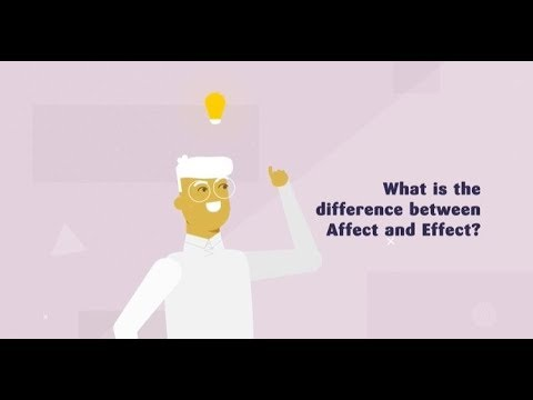 Affect vs  Effect Difference and Examples - Ginger Software