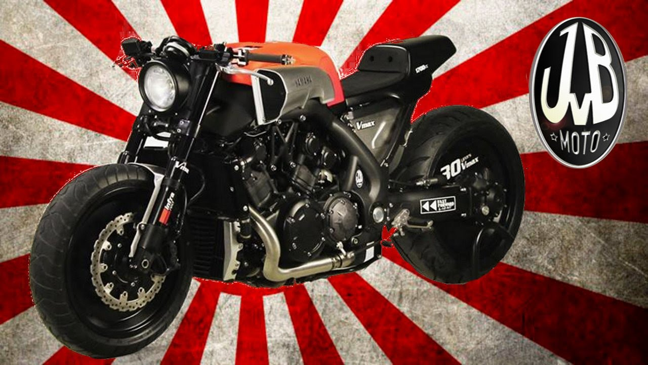 "yamaha v max ""infrared""jvb 