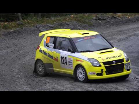 Mid Wales Stages 2015 Pikes Peak SS1 Pirelli Welsh Championship