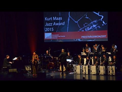 Preisträgerkonzert Kurt Maas Jazz Award 2017