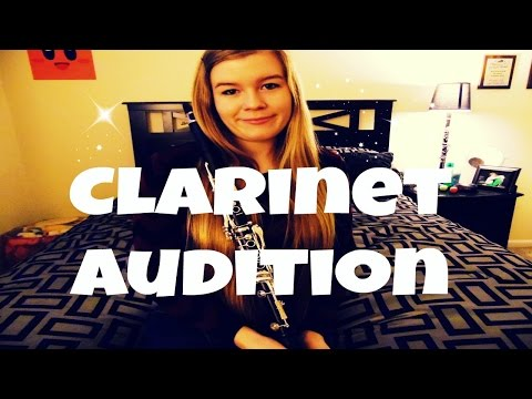 Audition Tips and Tricks