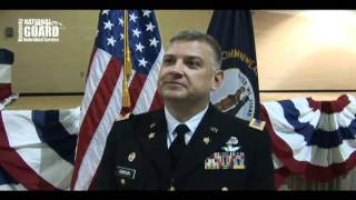 KY NATIONAL GUARD COMMAND CHIEF WARRANT OFFICER CHANGE OF AUTHORITY CEREMONY