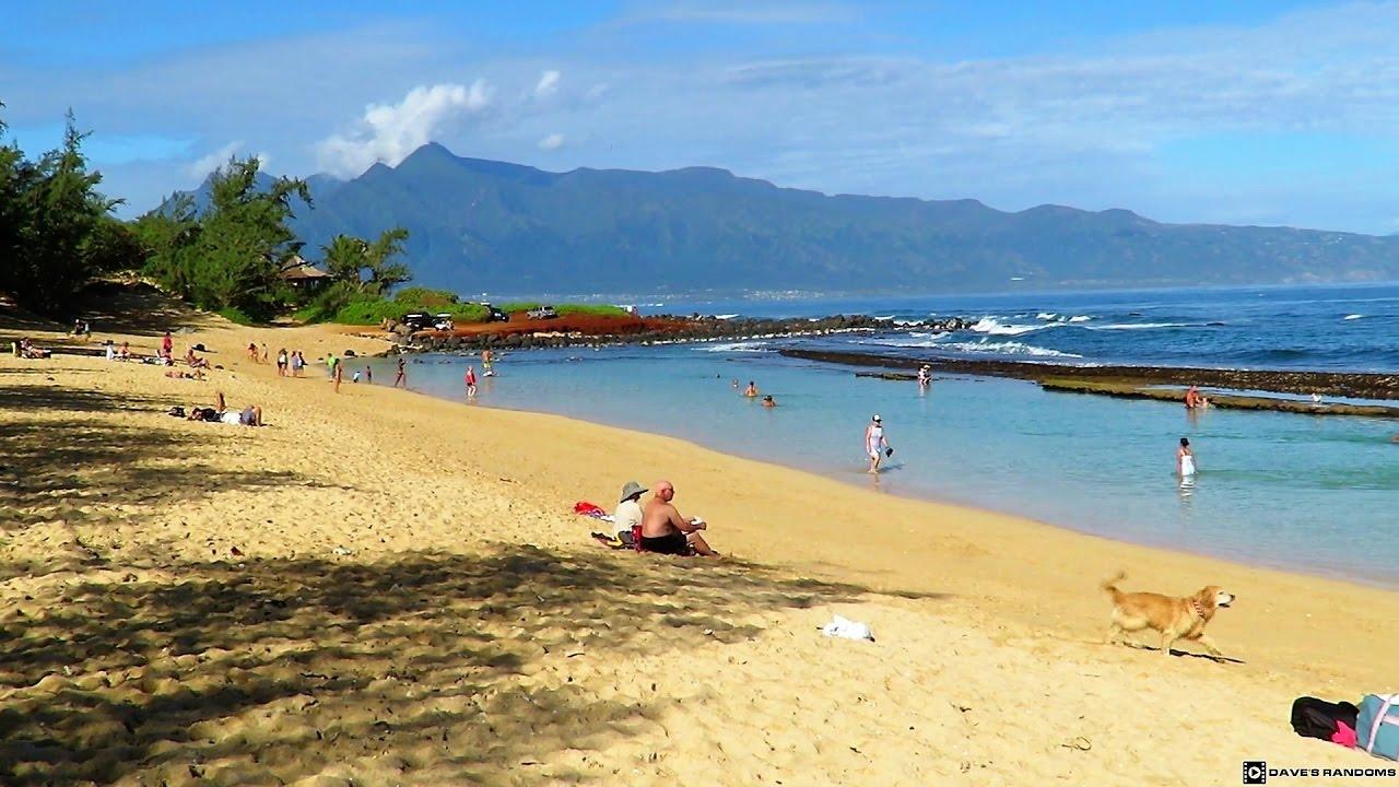 Baby Beach Maui Hawaii
