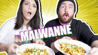 Das LIEBLINGSESSEN von MALWANNE