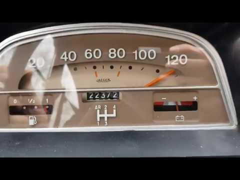 Citroen 2cv Acceleration & Top Speed 130km/t