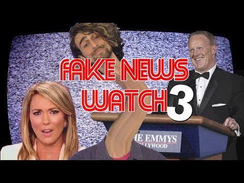 Fake News Watch 3: the Emmy Awards, First Amendment & Boobs