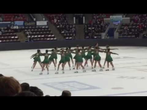 Chicago Skates Intermediate Team