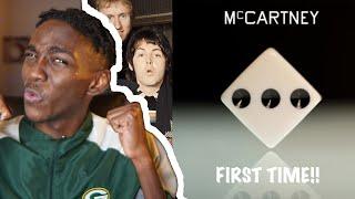 Rap Fan Paul McCartney FIRST REACTION (MCCARTNEY III ALBUM REVIEW)