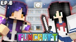 Yandere Simulator in Minecraft?! | FunCraft Ep. 8
