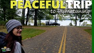 Pymatuning State Park Campground, Oнio - Lakefront camping review!!