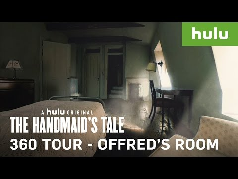 The Handmaid's Tale: Offred's Room 360 • The Handmaid's Tale on Hulu