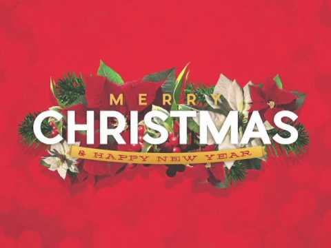Merry Christmas Happy New Year Christian Motion Video Background ...