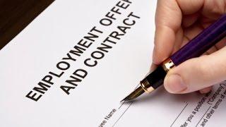 Канада 425: Контракт для получения рабочей визы