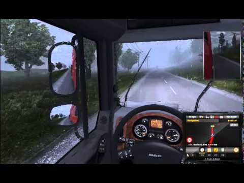 Euro Truck Sim 2: The Lorry Lobby - Employment Story