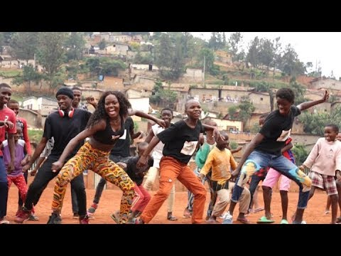 Sherrie Silver | Patoranking - Available Dance Video ft KTY Kids