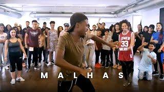 Deejay EddyBeatz - MALHAS | Afro Dance Choreography
