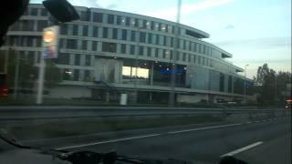 Sol da meia Noite - Oslo Noruega - Claridade noturna Europa