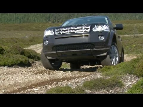 ? 2013 Land Rover Freelander 2 - TRAILER