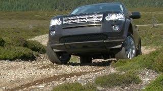 ? 2013 Land Rover Freelander 2 - TRAILER