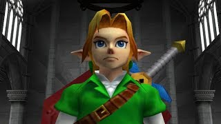The Legend of Zelda: Ocarina of Time 3D - Part 20: Ganon's Castle