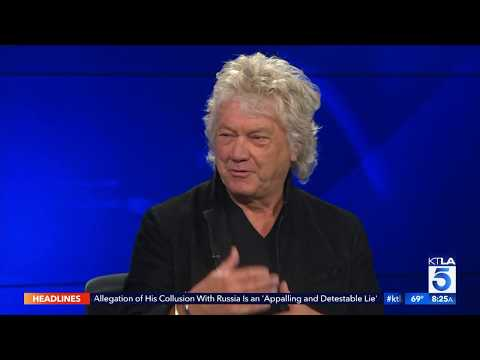 "John Lodge From ""The Moody Blues"" Celebrates 50 Years of Album ""Days of Future Passed"""