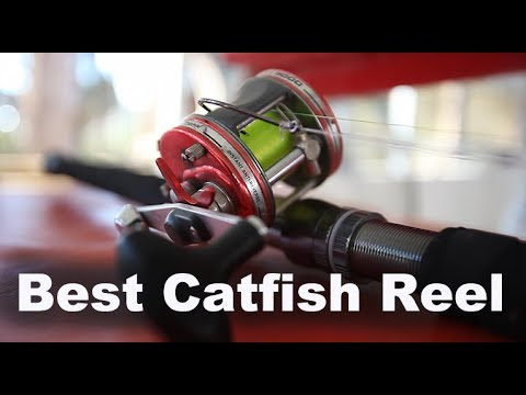 The BEST Catfish Reel