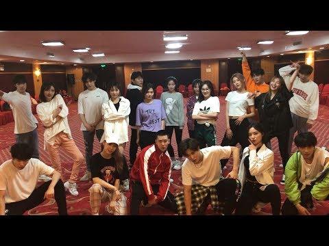 《青春亞洲》男團女團練習室|亞洲文化嘉年華 (Young Asia)