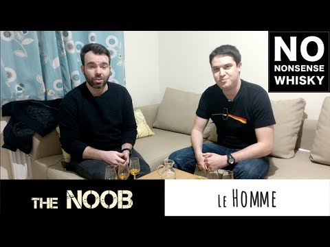 Getting a 'Noob' into whisky | No Nonsense Whisky #72