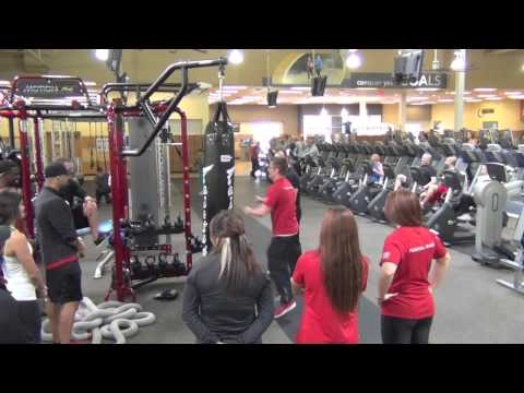 24 Hour Fitness - Motion Cage Training