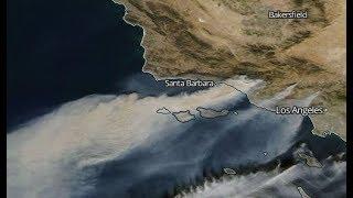 GSM Update 12/7/17 - Firestorm Albedo Grows - Shishaldin Volcano Alert - Native American Wisdom
