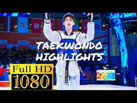 WUXI 2017 World Taekwondo Grandslam Highlights -80 kg -68 kg(male) AND -67 kg +67 kg(female).